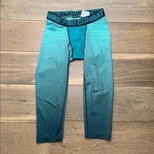 Nike Pro Combat Compression Shorts sz S